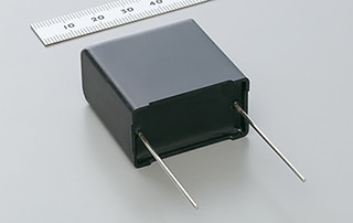 Murata joint development of High Temperature Film Capacitor for automotive, with Shizuki Electric Co., Inc.