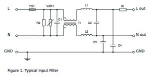 Input protection filters out the risks in power converters
