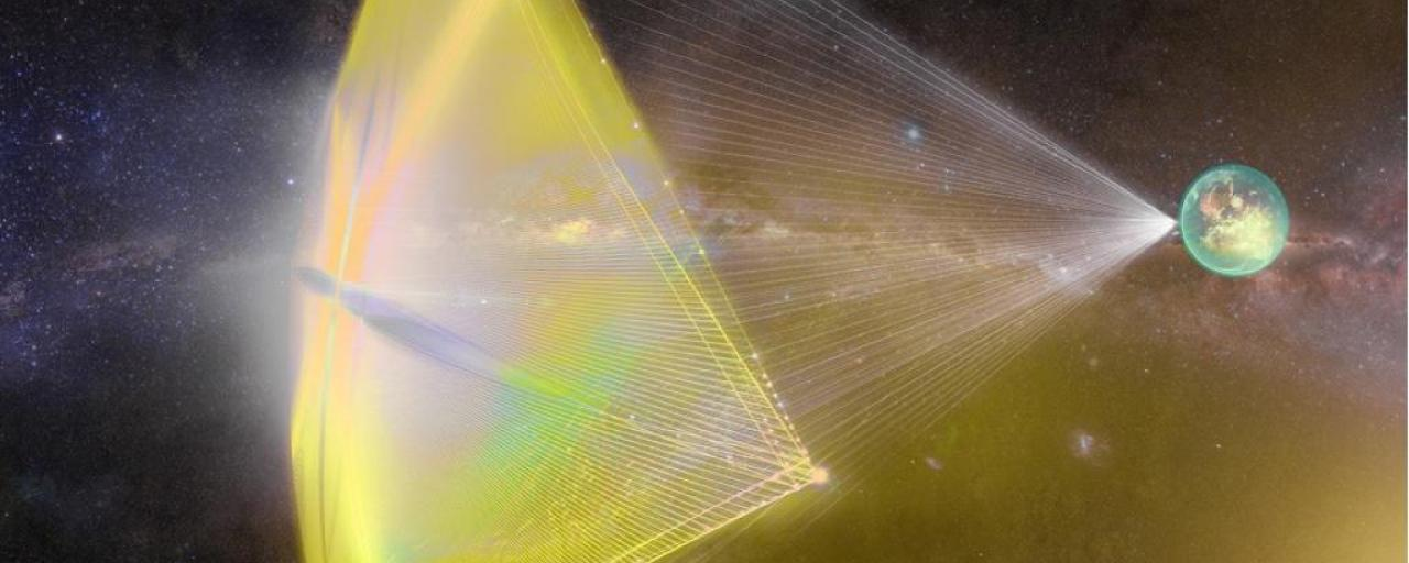 Breakthrough Lofts The Smallest Satellites Ever
