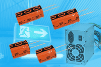 Vishay ENYCAP™ Electrical Double-Layer Energy Storage Capacitors Offer Extended Capacitance Values in Additional Case Sizes