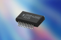 Vishay Extends SMD Dual in-Line Thin Film Resistor Networks With New 16-Pin and 24-Pin Versions