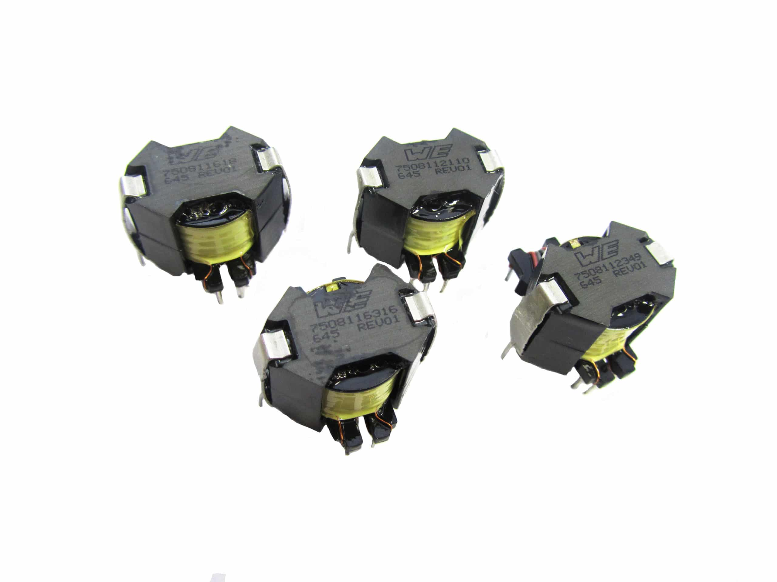 New Extended Rail RM8 Transformers from Wurth Electronics Midcom Now Available
