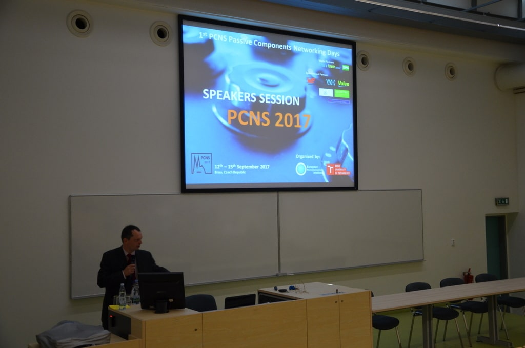 Friendly Atmosphere and Networking Pleased the 1st PCNS Participants