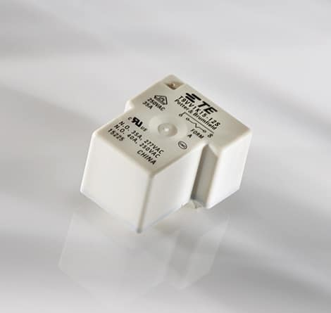TE Connectivity Potter & Brumfield relay enabling space savings with extended contact gap