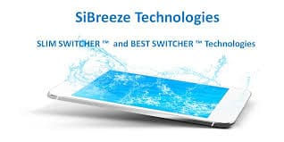 SiBreeze Technologies debuts ground breaking power management IC for significantly decreased component volume and increased battery life