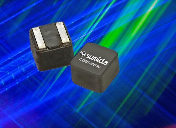 Sumida Metal Hybrid Inductors Contribute Less Resistance, Maintain Small Footprint