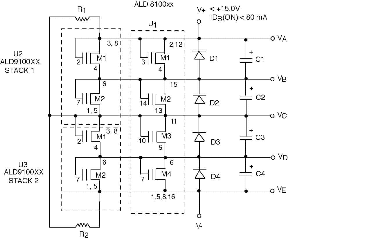 Supercapacitor MOSFET boards revolutionise leakage current regulation