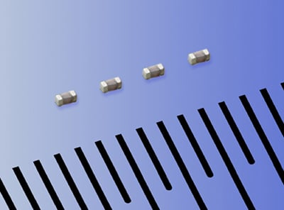KYOCERA Develops Some of World's Smallest Multilayer Ceramic Capacitors for Mobile Devices