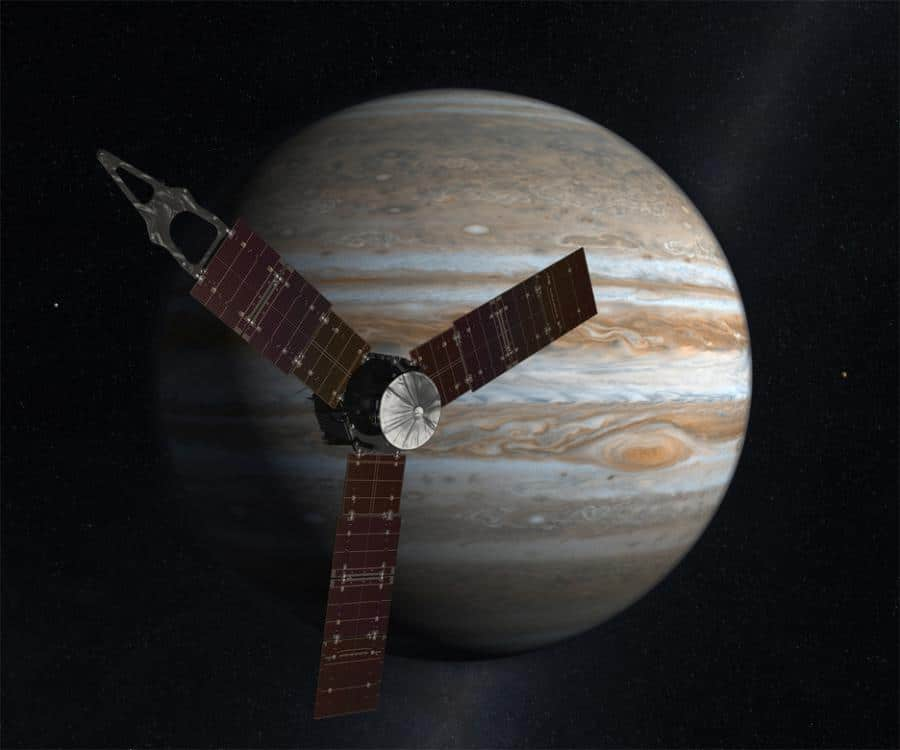 Ohmcraft Leaded Resistors Enable Record-Breaking NASA Spacecraft to Explore Jupiter