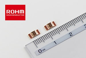 ROHM expands its PSR series with ultra-low ohmic shunt resistors for automotive and industrial applications