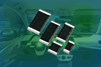 New Vishay AEC-Q200 Qualified, Medium Voltage Thick Film Chip Resistors Save Space and Reduce Component Counts