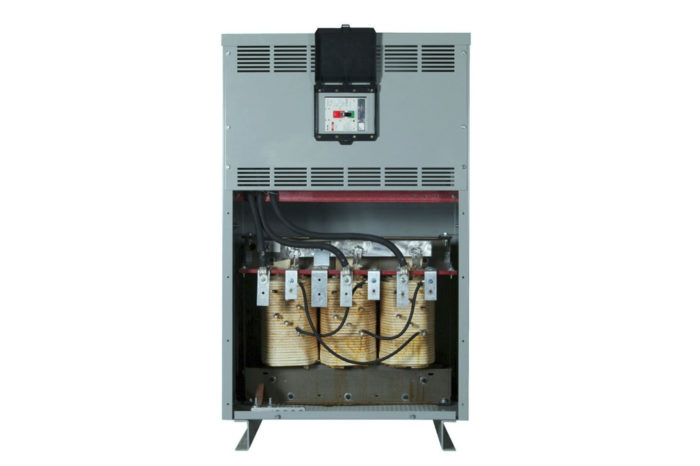 Eaton transformer in a single enclosure lowers installation footprint