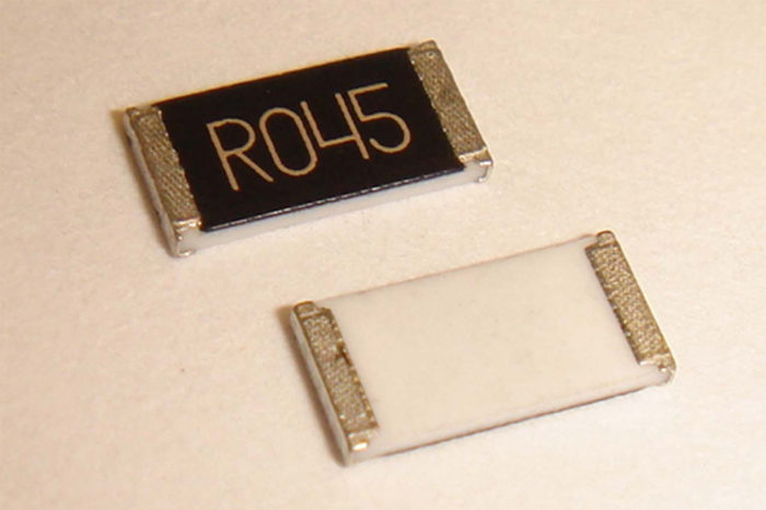 Stackpole current sense chip resistors offer low values in small sizes