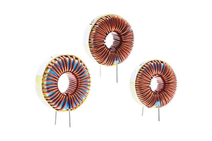 Signal Transformer High Current Toroidal Inductors