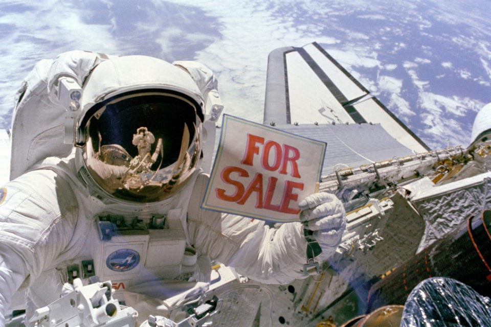 COTS in space - the future