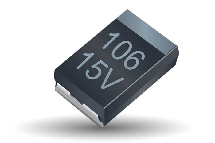 New AVX T4Z Medical Series HRC4000 Tantalum Capacitors for Non-Critical Medical Devices