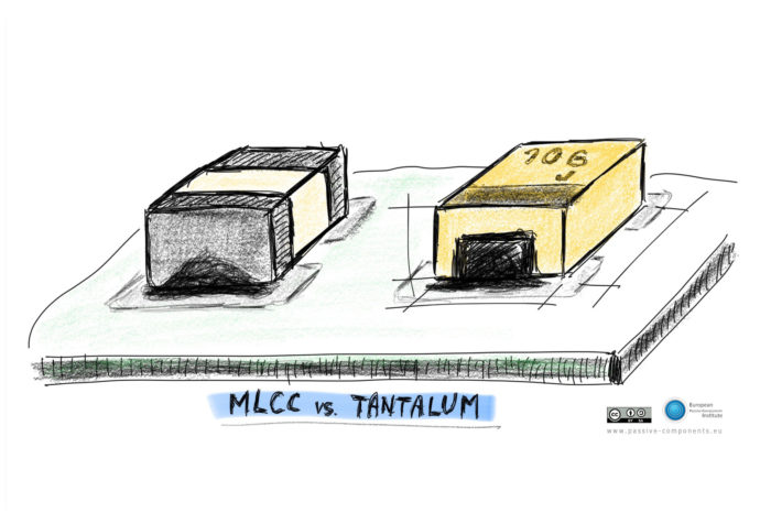 MLCC Capacitors Availability First Aid - Tantalum/NbO to MLCC Replacement Guidelines (updated)