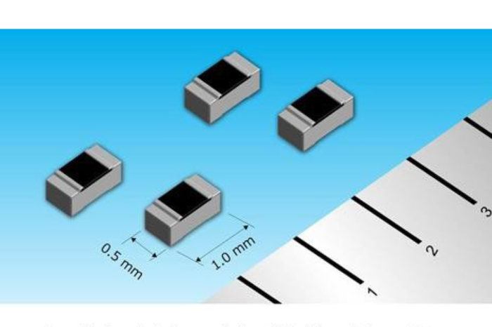 Panasonic Releases a 0402 Size, High Precision ESD Robust Thin Film Chip Resistor