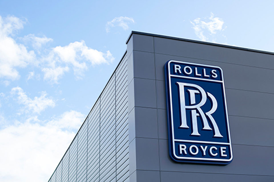 Rolls-Royce links up with UK-based Superdielectrics to explore potential of very high energy storage technology
