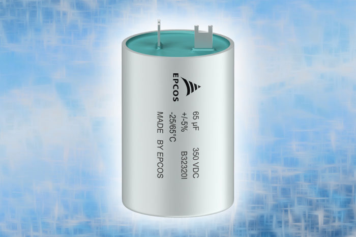 TDK Film capacitors: Ultra-compact DC link solution