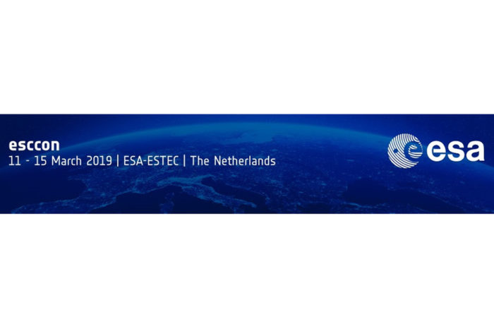 First announcement European Space Components Conference (ESCCON 2019) Call for Ideas