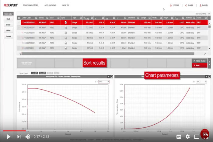 Getting started with Würth Elektronik's online World's most accurate AC loss model