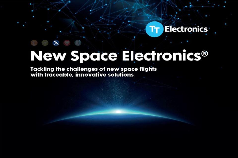 TT Electronics Introducing New Space Electronics®