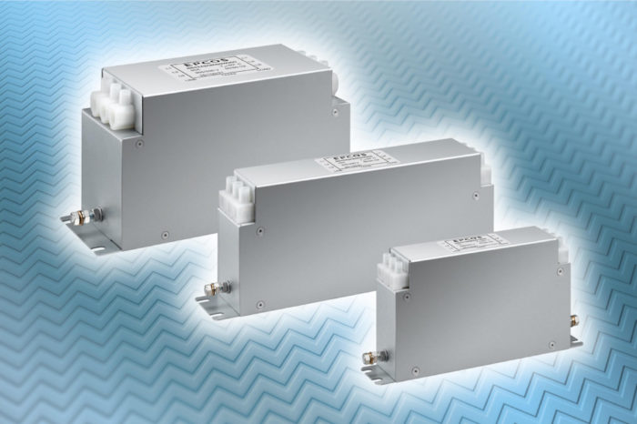 TDK EMC filters: Compact, high-performance 3-line EMC filters