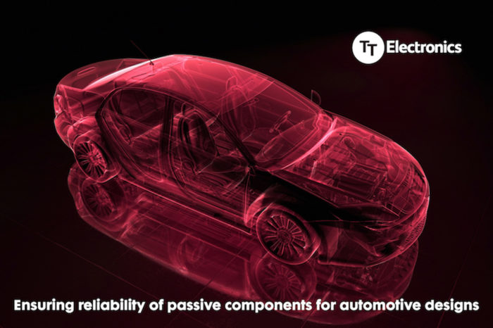 Ensuring reliability of passive components for automotive designs