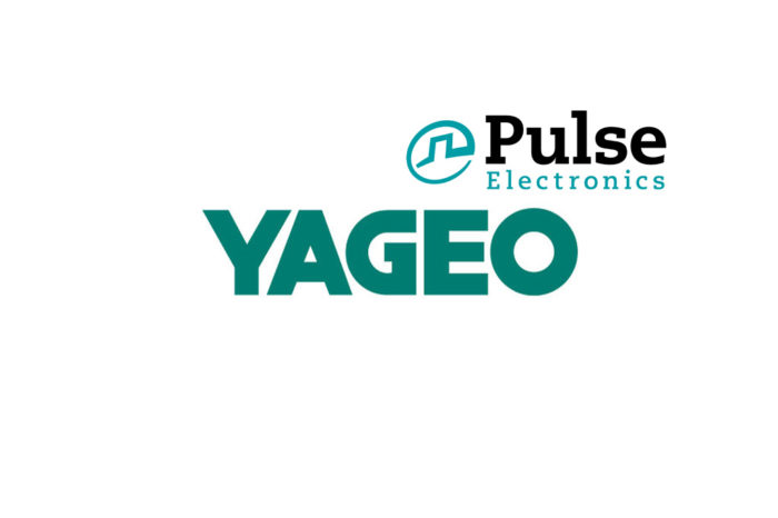 The announcement of Pulse Electronics and its subsidiaries joining the Yageo Corporation Group