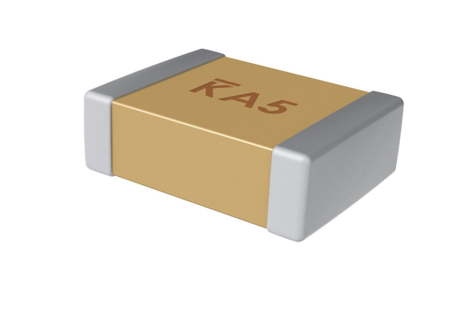 KEMET is First Supplier to Offer Both Class-I and Class-II MLCCs Qualified to MIL-PRF-32535