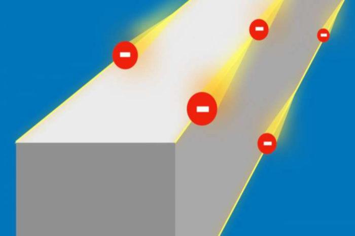 Novel insulators with conducting edges
