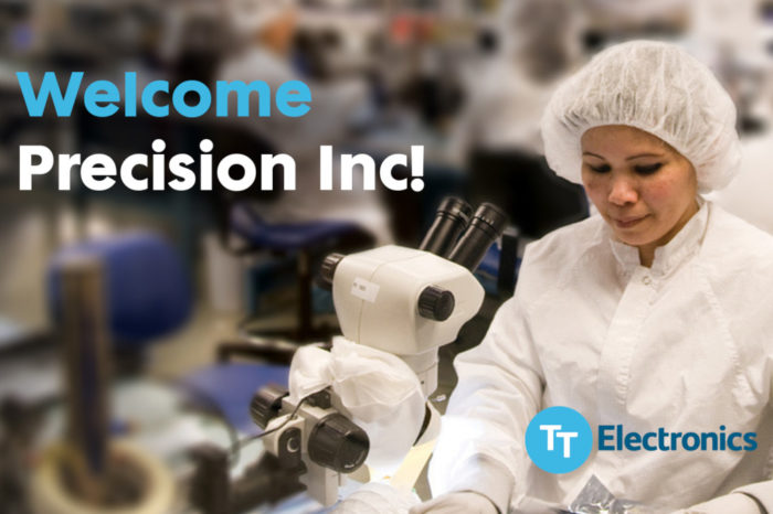 TT Electronics acquires Precision Inc.