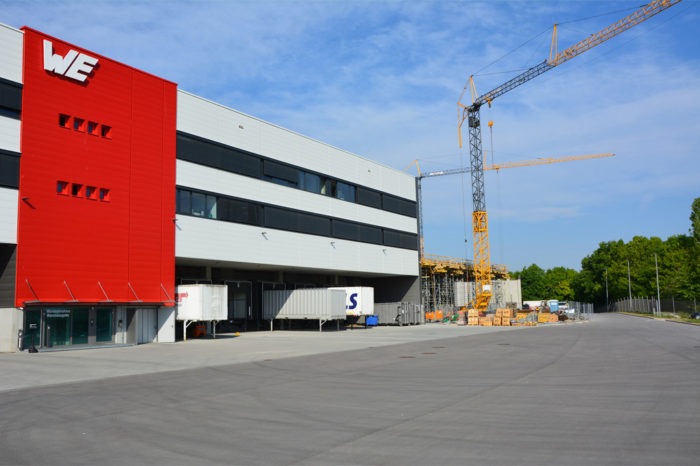 Würth Elektronik eiSos Grows and Invests in Doubling of Capacity for Storage, Picking and Shipping