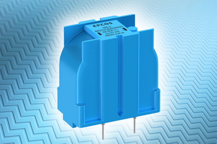 TDK releases EMC current-compensated ring core chokes for 800 V DC
