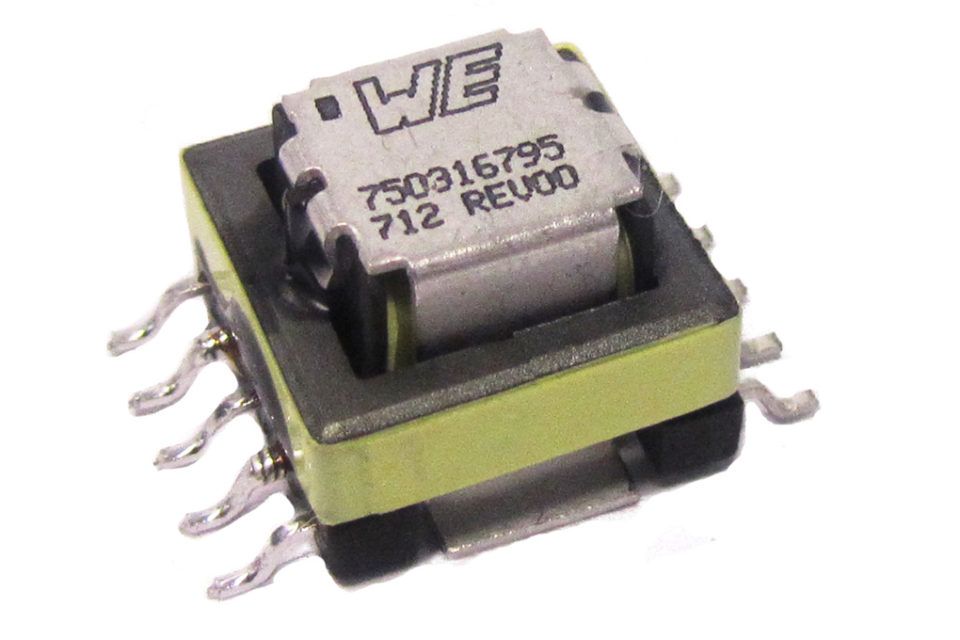 New Current Sense Transformers Now Available at Wurth Electronics