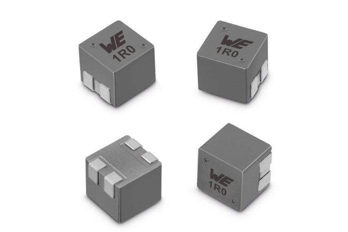 Würth Elektronik eiSos Presents First Double Choke with Molding Technology