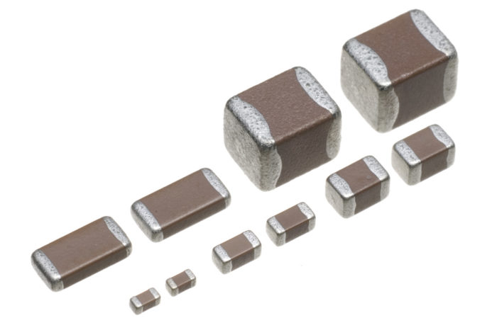 Substituting solid tantalum and tantalum polymer capacitors for SMT MLCCs