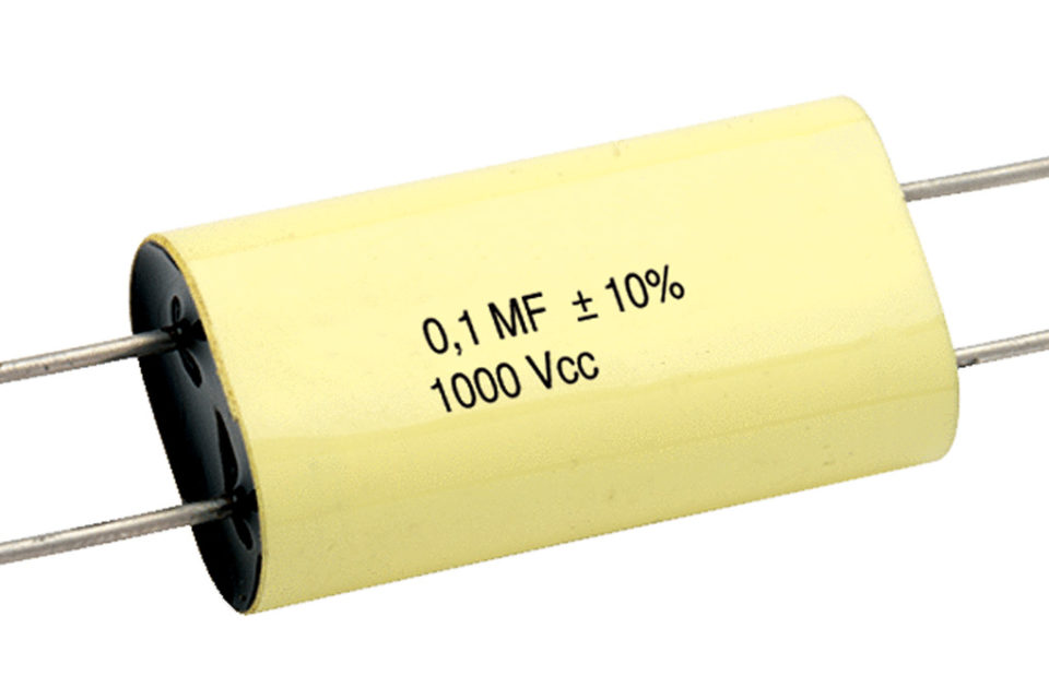 Capacitors -  Film and Foil Organic Dielectric Capacitors PS,PPS,PTFE,PSU