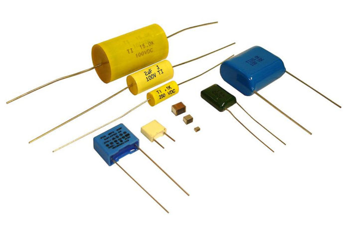 Capacitors -  Film and Foil Organic Dielectric Capacitors Comparison Charts