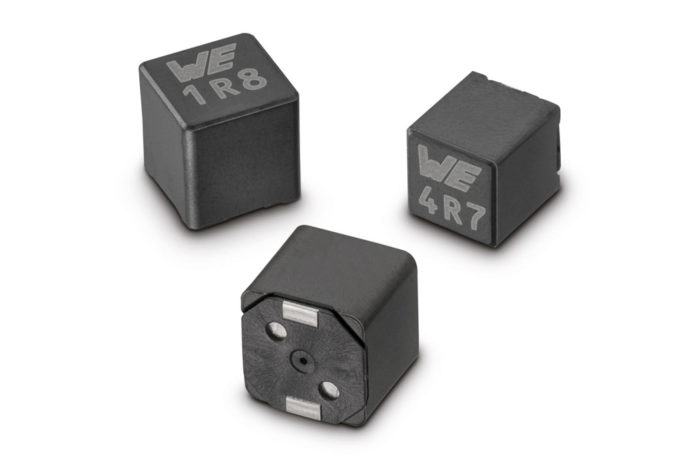 Würth Elektronik High Current Inductor for Automotive Applications