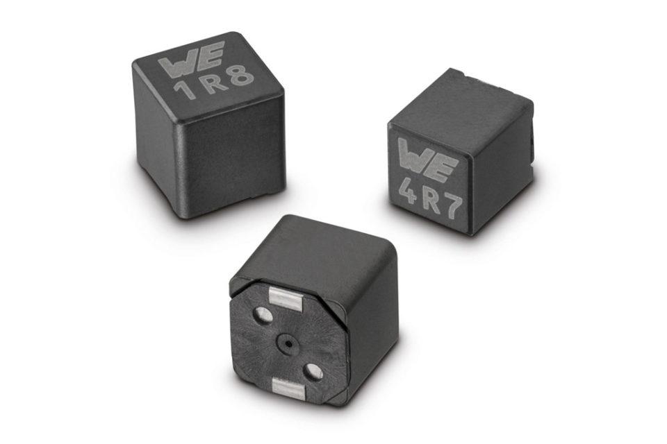 Würth Elektronik High Current Inductor for Automotive