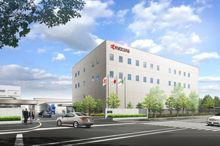 KYOCERA to Build New Manufacturing Plant in Kanagawa, Japan for Conductive and Insulation Pastes