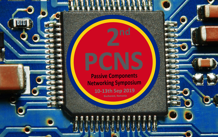 Check the Final Program of PCNS Passive Component Networking Symposium September 10-13th Romania