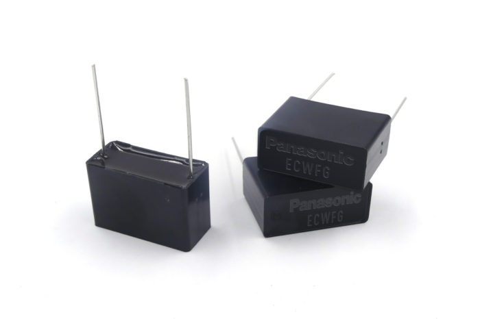 Panasonic Industry Europe Releases Resistant Automotive Film Capacitors