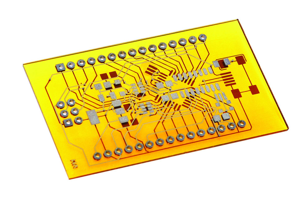 When are we going to print PCBs on 3D printer ourselves?