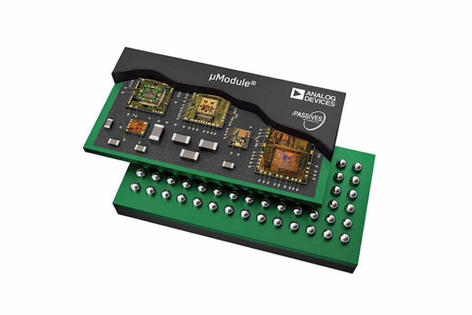 Integrated Passives in Micromodule SIPs