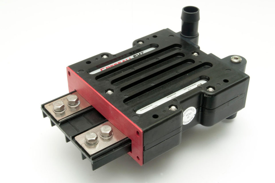 Cressall new resistor for smaller electric vehicles