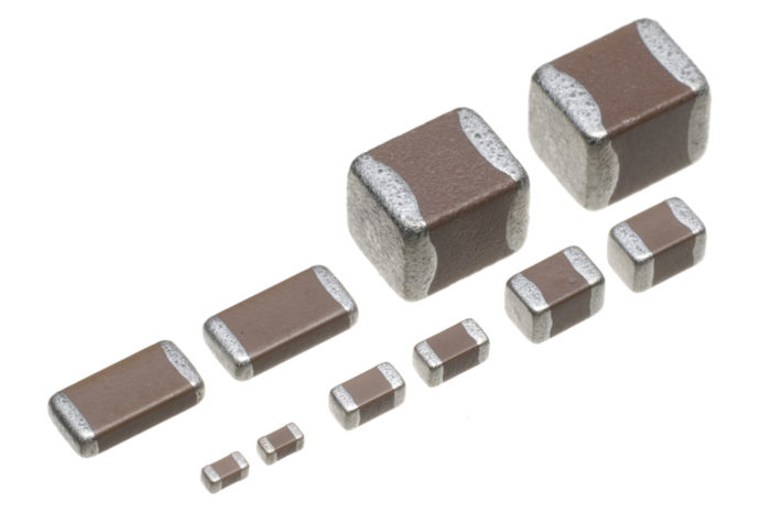 Five not-so-general-purpose multilayer ceramic capacitors