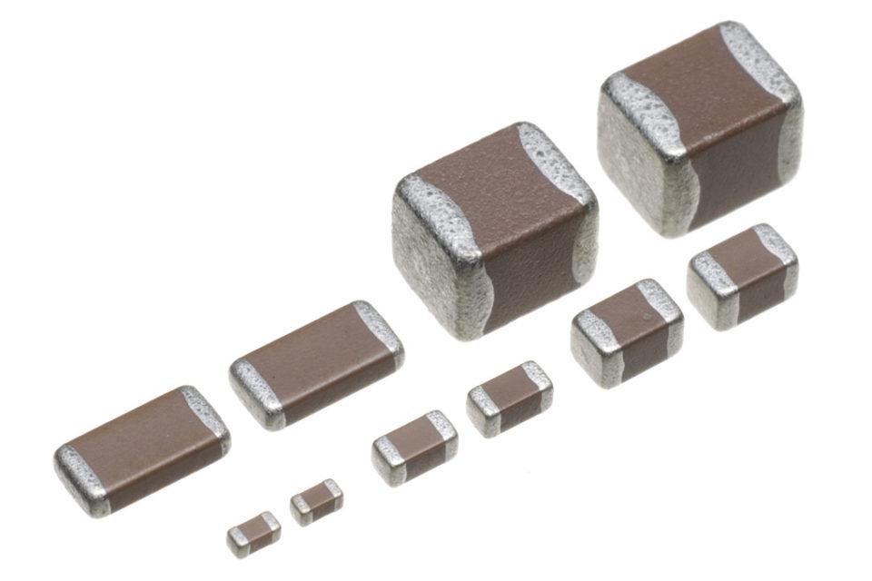 Five not-so-general-purpose multilayer ceramic capacitors